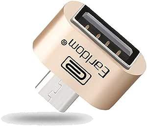 Earldom USB To Micro USB 2.0 OTG Universal Adapter For SmartPhones