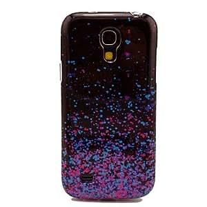 LZX Color Broken Beautiful Pattern TPU Soft Case for Samsung Galaxy S4 Mini I9190