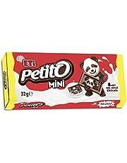 Eti Petito Ayıcık Mini Sütlü Çikolata 32 g