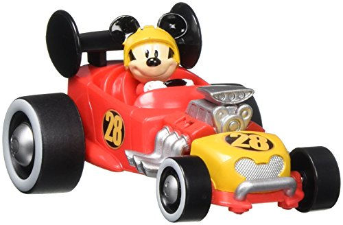 Decopac Mickey and the Roadster Racers DecoSet Cake Decoration Topper]()