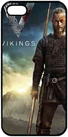 Vikings TV Serie Coque iPhone 5/5S, Vikings Coque de protection ...