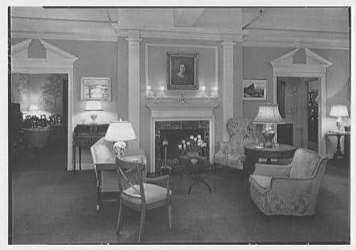 Amazon Com Historicalfindings Photo Manor House Residence 383 Madison Avenue New York City Nyc 1939 Home 1 Furniture Decor