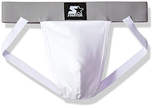 Starter Men's Jockstrap with Optional Cup Pocket, Amazon Exclusive