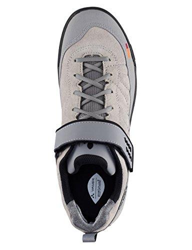 VAUDE Moab Low Am - Zapatillas de ciclismo Unisex adulto Gris - Grau (023 pebbles)