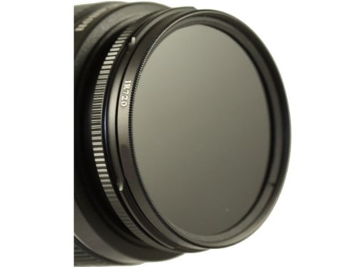 A&R Professional Metal 67mm Infrared 720 IR720 For Nikon 18-135mm 70-300mm 18-70mm Canon 17-85mm 18-135mm