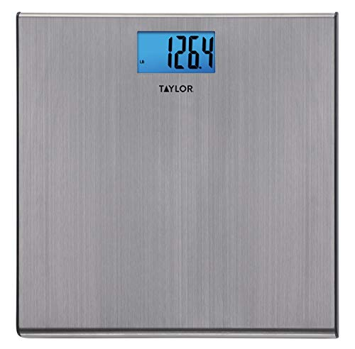 Taylor Precision Products Stainless Steel Electronic Scale -