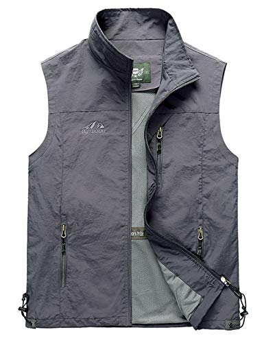 Gihuo Men's Casual Outdoor Light...
