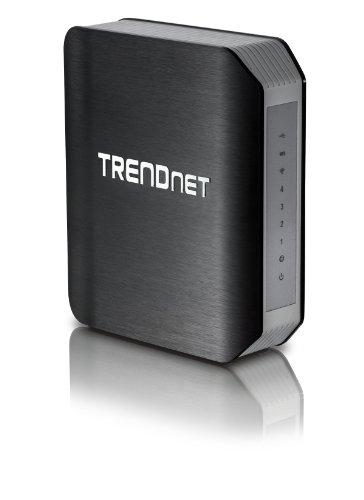 TRENDnet Wireless Router - IEEE 802.11ac (Version 1) (5.85 Ghz Band)