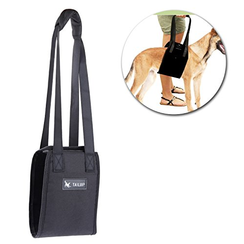 Petetpet Dog Lift Support Harness Assist Support Sling wi...