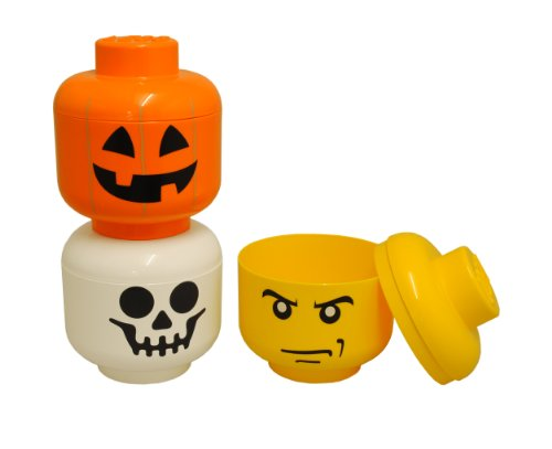 lego head pumpkin funtober. Black Bedroom Furniture Sets. Home Design Ideas