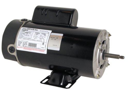 AO Smith BN63 4 HP-7/16 HP, 12.0/3.5 Amps, 1 Service Fact...