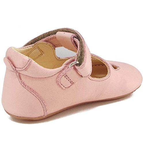 Froddo - Patucos de Piel para niña rosa - Rosa (Pink)
