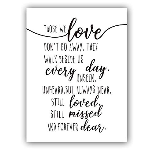 Inspirational Home Accessory Art Print Set of 1 (12
