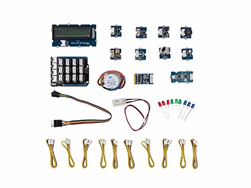 Grove Starter Kit for Arduino or Genuino 101