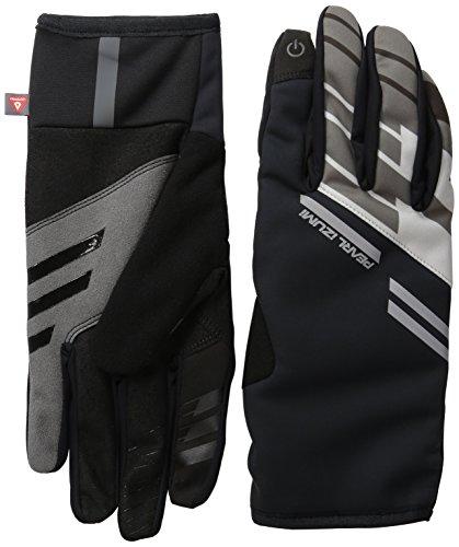 Lite Mitt (Pearl Izumi - Ride Pro Softshell Lite Gloves, Black, Large)