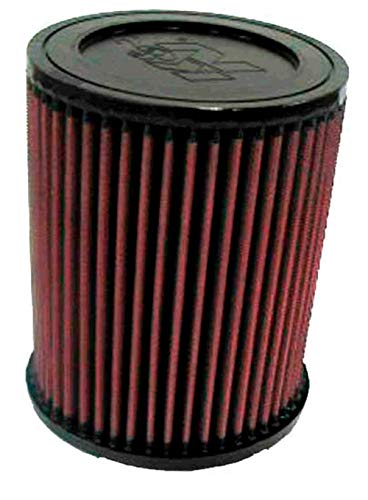 K&N engine air filter, washable and reusable:  2001-2007 Chevy/GMC Passanger Van (Express 1500/2500/3500 and Savana 1500/2500/3500) E-1008 (Express Van Engine)