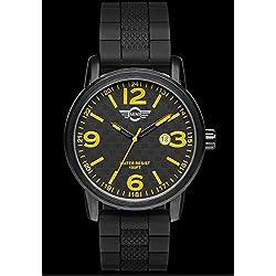 Mini Torneau Men's watch Yellow