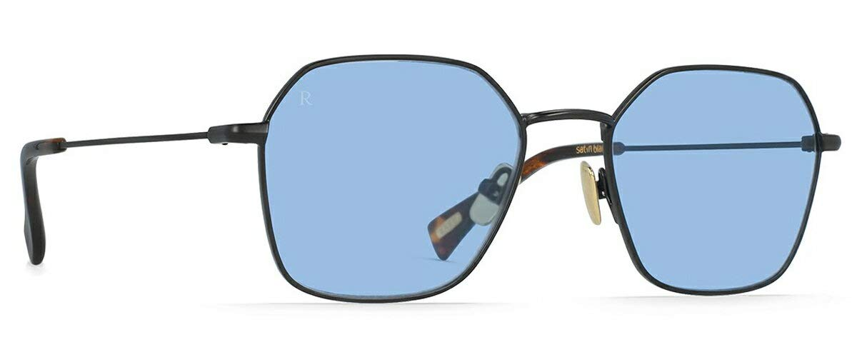 RAEN レーン サングラス VARLIN Satin Black Safari Tortoise/Blue Satin-Black-Safari-Tortoise Blue B07HK6H4GK