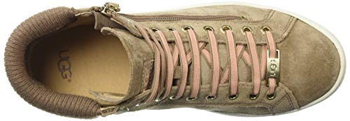 Pictures of UGG Women's W Olive Sneaker Fawn 6 M US 1094789 Fawn 2