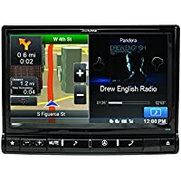 Alpine Electronics X009-U 9 Restyle Universal Dash System for Custom Installation