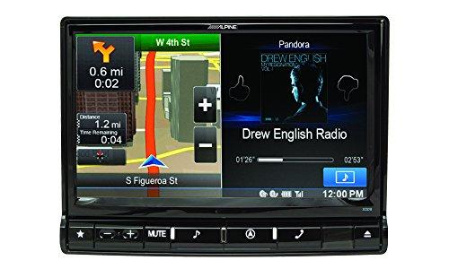 Alpine Electronics X009-U 9″ Restyle Universal Dash System for Custom Installation