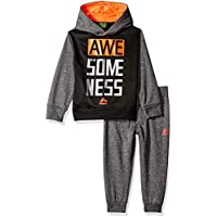 RBX Boys' Pullover Fleece Hoodie and Jogger Set