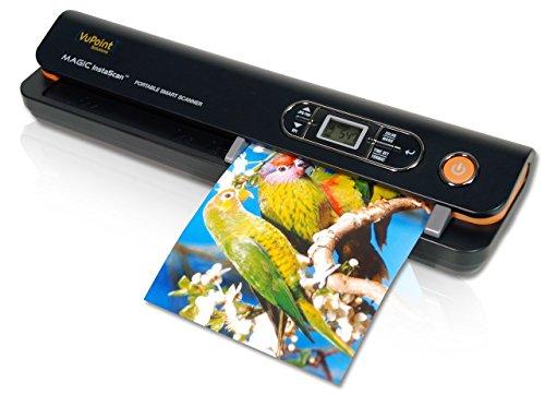 VuPoint Magic IntaScan Smart Scanner PDS-ST420-VP-CR (Certified Refurbished)
