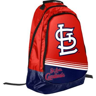MLB St. Louis Cardinals 2015 Stripe Core Backpack, Red