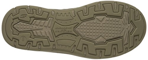 Skechers USA Gli uomini attesi Avillo Slip-on Loafer, Khaki, 7 D US