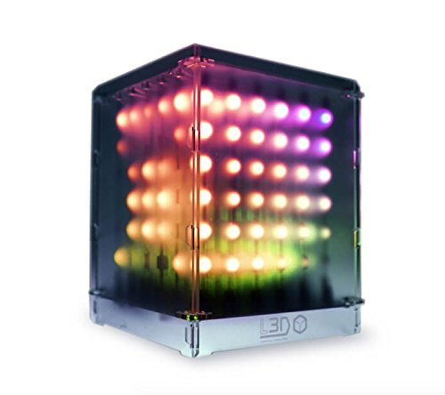 3D Led Cube Light Show