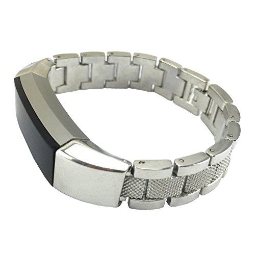 X-Market Fitbit Alta Bracelet de rechange en métal Accessoire classique