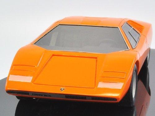 1/43 Lamborghini Countach LP500 prototype 1971 Orange (japan import)