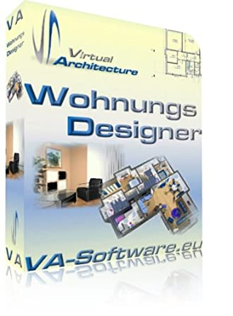 Va Wohnungsdesigner 3d Cad Amazon De Software