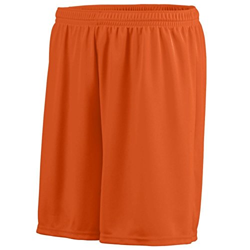 Augusta Sports Octane Short, Orange, X Large
