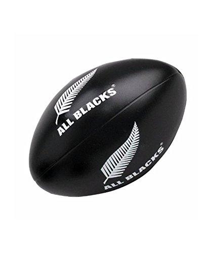 Gilbert All Blacks Supporter Balls, Black, 3