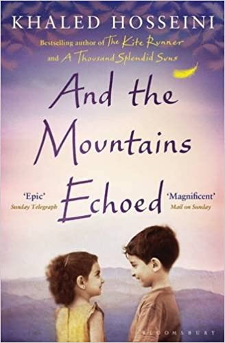 Image result for and the mountains echoed