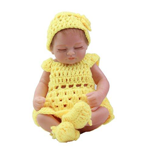 Closed Silicone Sleeping Newborn Birthday product image