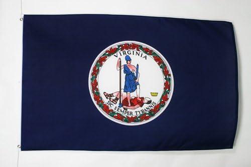 USA Bandera Americana EE.UU 90 x 150 cm AZ FLAG Bandera de los Estados Unidos 150x90cm