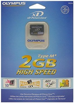 2GB XD MEMORY CARD for OLYMPUS FE-240 Digital Camera by Olympus