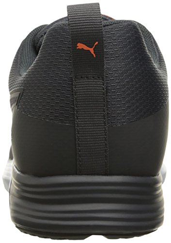 Scarpe da cross da uomo Propel Heather Cross-Trainer, Asfalto / Arancione shocking, 9.5 M US