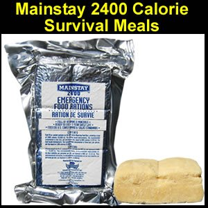 Mainstay 2400 Calorie Survival Bar