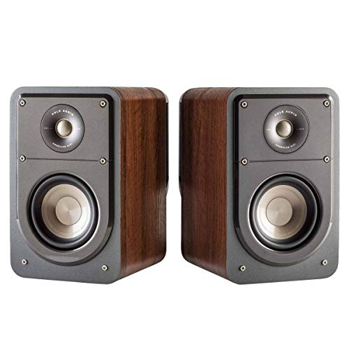 Polk Audio  SIGNATURE S15  WALNUT  Bookshelf Speakers