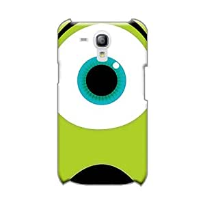 Shock Absorption Hard Cell-phone Case For Samsung Galaxy S3 Mini With Custom High-definition Monsters University Mike Wazowski Skin TrevorBahri