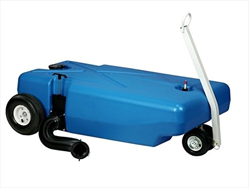 - BARKER 27844 32 Gallon Tote Along Portable Holding Tank
