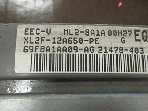 00 MOUNTAINEER ENGINE CONTROL MODULE XL2F-12A650-PE WARRANTY FREE SHIPPING OEM