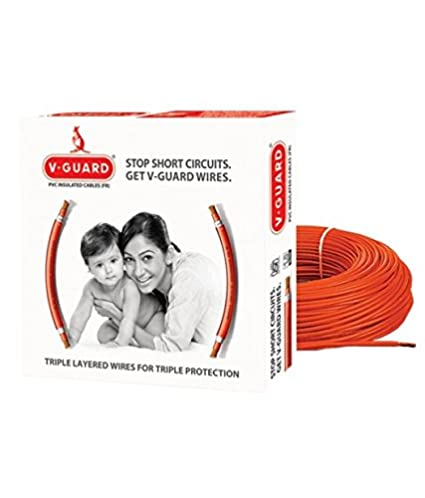 V-Guard EFI 1.5 Sq mm 90 Meter House Cable Wire
