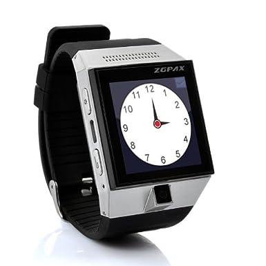 ZGPAX S5 - Reloj inteligente (doble núcleo, GPS, Wi-Fi, radio