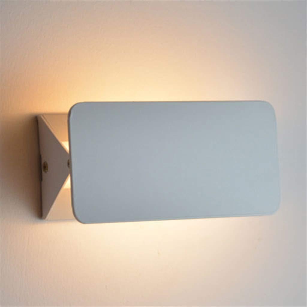 salutare Applique da parete moderna a LED WLBD 10W 10W 10W Applique orientabile Applique a parete orientabile, bianco caldo (3 confezioni)  più economico