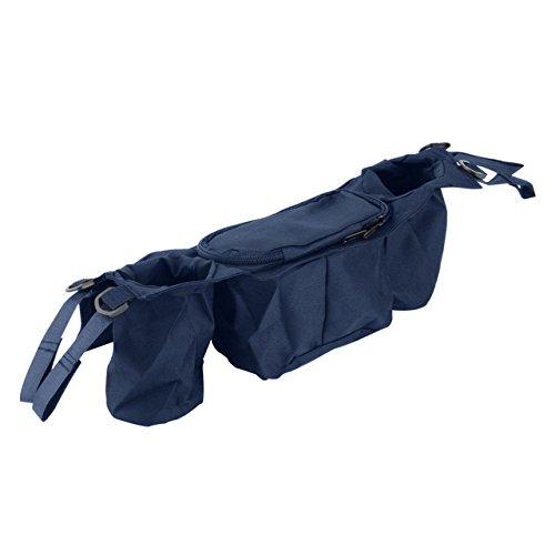Blue Kolcraft Contours Stroller - 5