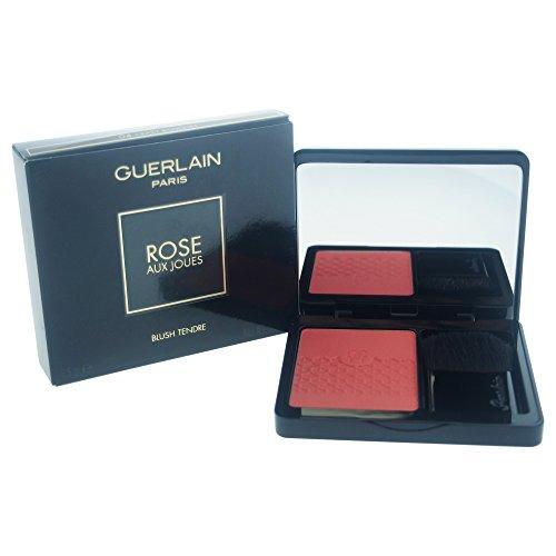 Guerlain Rose Aux Joues Tender Blush, No. 04 Crazy Bouquet, 0.22 Ounce ()
